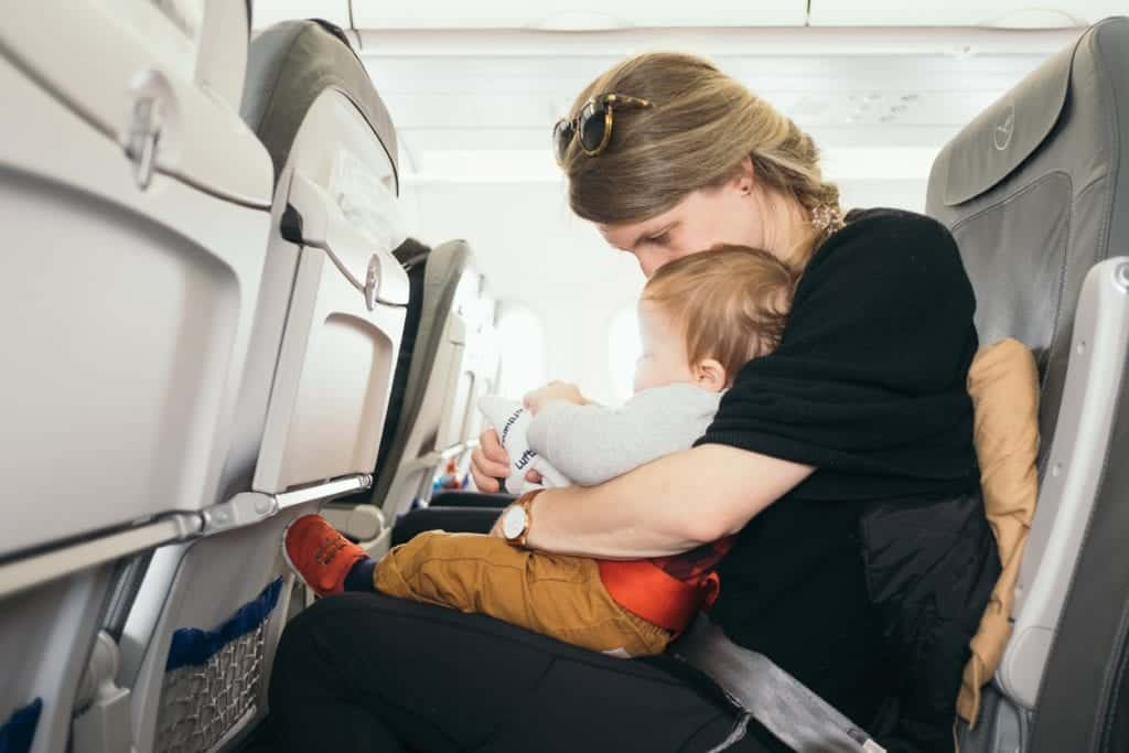 A Guide With A Baby And A Packing Checklist For Parents